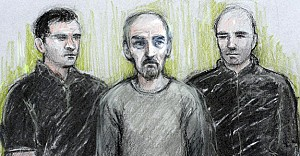 Jo Cox'un katil zanlısı Mair mahkemede