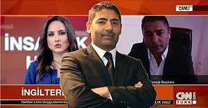 Mahiroğlu referandumu CNN Türk'e yorumladı