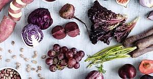 Mor meyve ve sebze tüketin zinde kalın