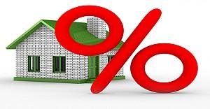 Mortgage'de ilk kez sabit faiz yüzde 1'e indi