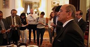 Büyükelçi Bilgiç'ten 'Müttefiklere' Darbe Mesajı