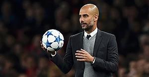 Guardiola'dan futbolcularına kilo uyarısı