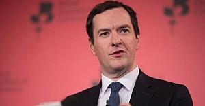 """İngiltere Maliye Bakanı Osborne:  """"Bütçe fazlası hedefinde gerçekçi olmalıyız"""""""