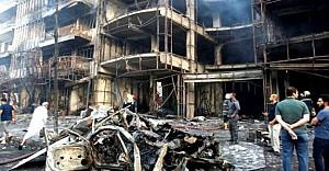 IŞİD'den Bağdat'ta bombalı saldırı: Onlarca ölü