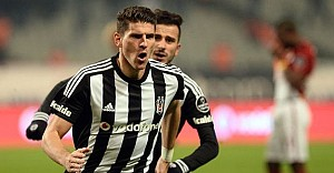 Mario Gomez Beşiktaş'a veda etti