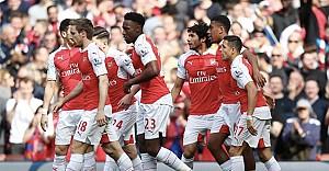 Arsenal, ilk galibiyetini aldı