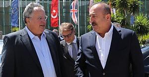 Çavuşoğlu'ndan Yunanistan'a sürpriz ziyaret