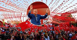 Erdoğan'dan terör destekçilerine sert mesaj
