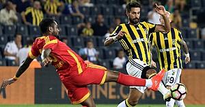 Fenerbahçe'yi tarihi yenilgiden Alper kurtardı