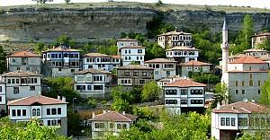 """Safranbolu'ya """"Avrupa Şeref Plaketi"""""""