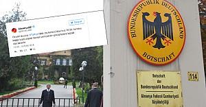 Almanya, Türkiye'deki temsilcilikleri kapattı