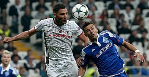 Beşiktaş: 1 - Dinamo Kiev: 1