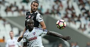 Beşiktaş, Karabükspor'u iyi ağırladı: 3-1