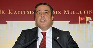 CHP'li milletvekili Dudu, gözaltına alındı