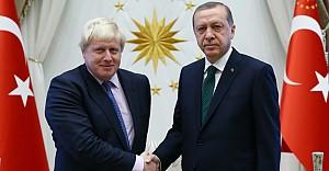 Erdoğan'dan Boris Johnson'a sürpriz hediye