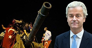 Başarısız darbe girişimi Wilders'i üzdü