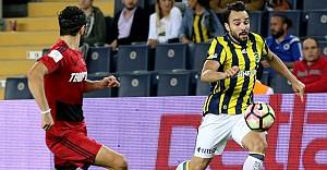 Fenerbahçe, Gaziantepspor'a puan vermedi