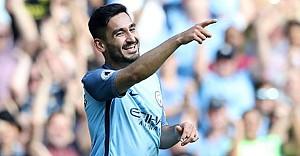 İlkay'ın ilk golüyle Manchester City 4-0 galip