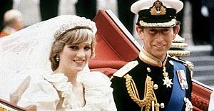 Prenses Diana'nın düğün pastası açık artırmada
