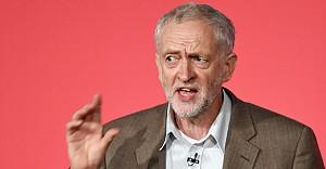 İşçi Partisi'nde zafer Jeremy Corbyn' in