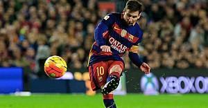 Messi 3 hafta sahalarda olmayacak