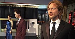 Londra'daki müze Jolie-Pitt çiftini ayırdı