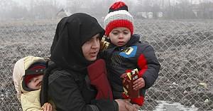 Mültecininin Müslüman olmayanını istiyorlar