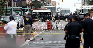 New York'ta patlama 29 yaralı