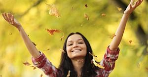 Sonbahar stresini 'doğada' atlatın