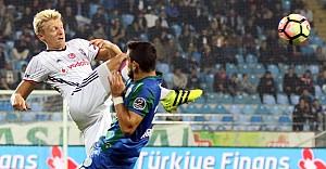 Beşiktaş, Rize'den istediğini 90 artıda aldı