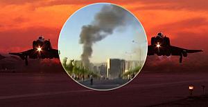 Cumhurbaşkanlığı Külliyesi'nin önünü bombalayan pilot konuştu