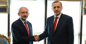 Erdoğan, Kılıçdaroğlu'na yönelik şikayetinden vazgeçti