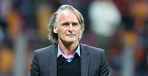 Galatasaray Teknik Direktörü Riekerink yenilgiyi yorumladı