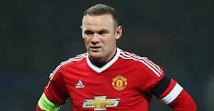 Rooney'nin kaderi milli takımda da değişmedi