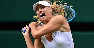 Sharapova kortlara dönmeye hazırlanıyor