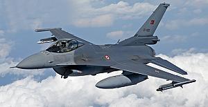 Savaş uçakları Suriye'de PYD/PKK unsurlarını hedef aldı