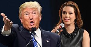 Trump, kainat güzeli Machado'ya 'iğrenç' dedi
