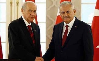 AK Parti ve MHP anayasa müzakerelerini tamamladı