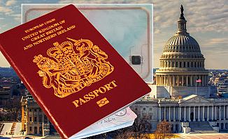 Amerika'ya gideceklere çipli e-Pasaport işkencesi