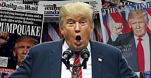Avrupa basını Trump şokunu atlatamadı