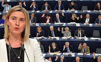 Avrupa Parlamentosu Türkiye ile müzakereleri durduruyor