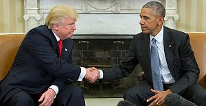 Beyaz Saray'daki buluşmadan sonra Obama'dan ilk açıklama