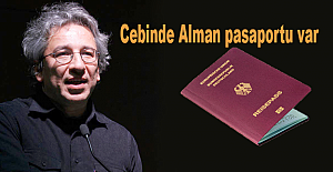 Can Dündar'a Almanya pasaport verdi!