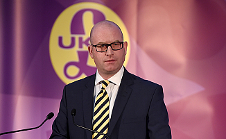 Göçmen karşıtı partinin yeni lideri Paul Nuttall