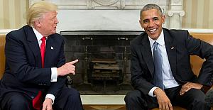 Halef – Selefin Beyaz Saray'daki ilk buluşması