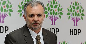 HDP TBMM'deki çalışmalarını durdurdu