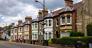 İngiltere'de konut fiyatları bir yılda ne kadar arttı?