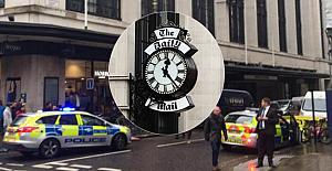 Londra'da 'şüpheli paket' alarmı!