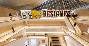 """Londra'daki """"Tasarım Müzesi"""" yeni yerinde"""