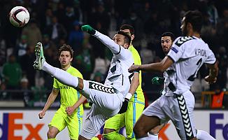 Atiker Konyaspor: 0 - Gent: 1